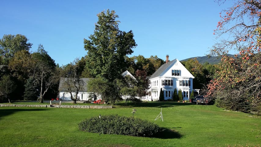 Little House Inn - Crow's Nest (Pvt Suite) - Rumney - Bed & Breakfast