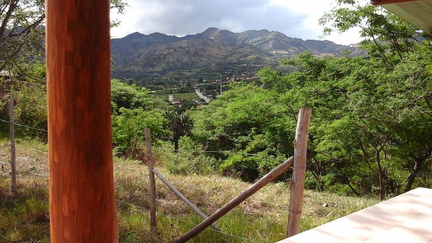 Casita Torre del Agua (comfortable eco-lodging) - Vilcabamba - Other