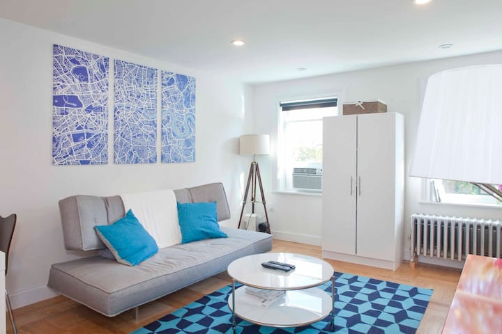 Signature Designer 1BR West Village - New York - Casa