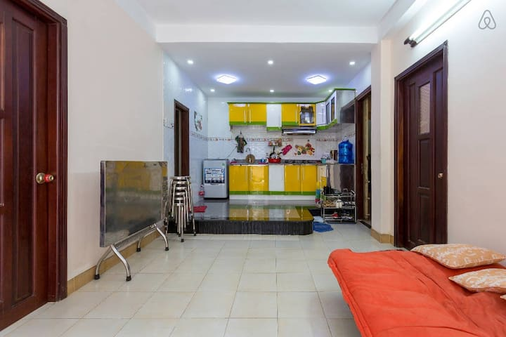 Cozy place, near center, nice price - Ho Chi Minh City - Apartment