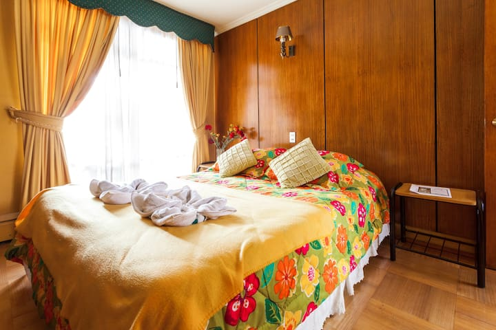 Bed & Breakfast en Providencia/Hortensias