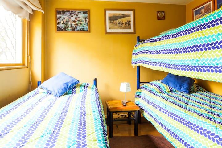 Bed & Breakfast en Providencia/Las Rosas