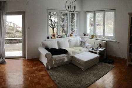Cosy flat with garden in the center - Rosenheim - Lejlighed