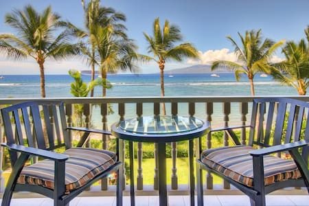Beachfront Condo in Lahaina! - Lahaina