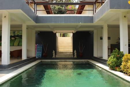 Bali Riverside Villa near Ubud