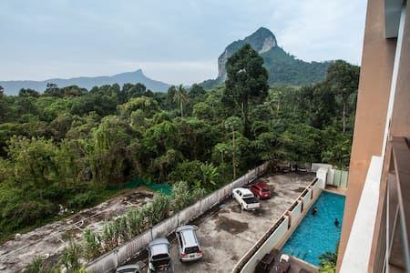 Room for Rent in Aonang (Sea View) - ตำบล อ่าวนาง - 公寓