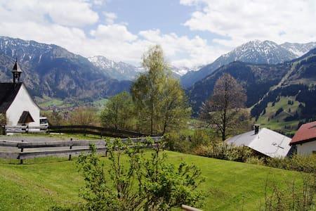 Breitenberg*** inkl. SKIPÄSSE - Bad Hindelang