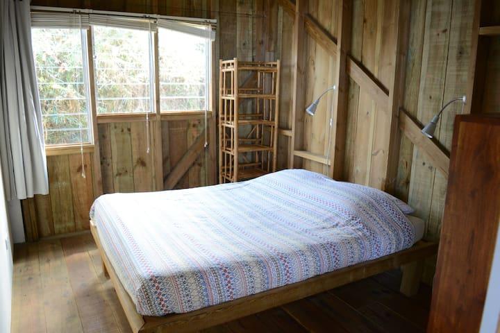 Bungalow en bois lumineux et calme - Piton Saint-Leu - Bungalou
