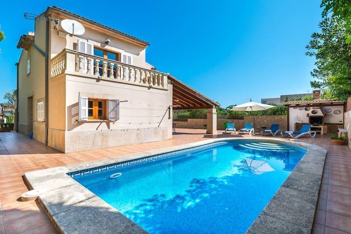 SES MARGALIDES - 1059 - Urbanització Montferrutx - Casa