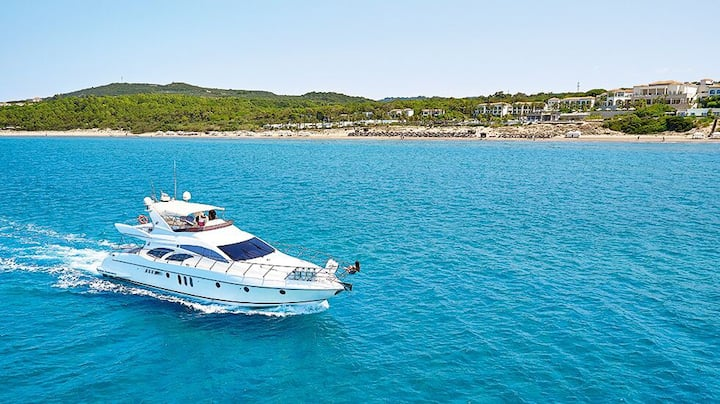 M/Y ATHOS for Daily and Weekly Cruises