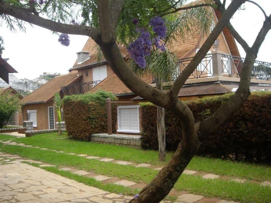 VILLA V - maison principale