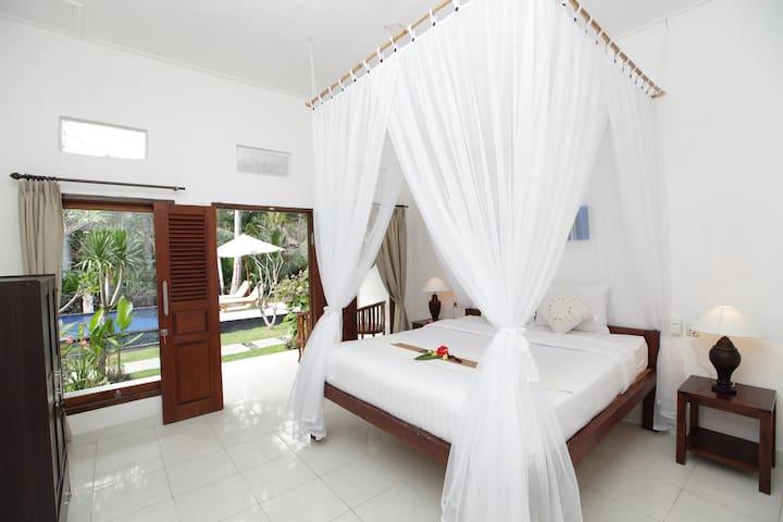 THE WELLHOUSE 1 DBL FOR 2 - Lembongan island - Casa