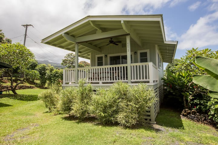 Heart of Hana, 1BR/1BA Cottage