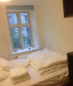 Cosy flat in trendy area