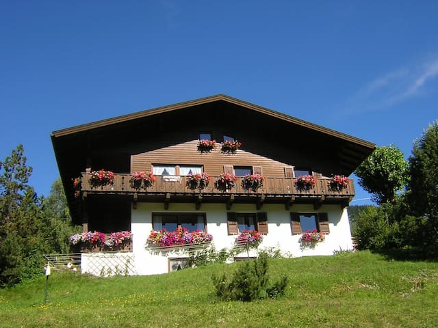 In the heart of Dolomiti Mountains1 - Valle San Silvestro - Apartamento
