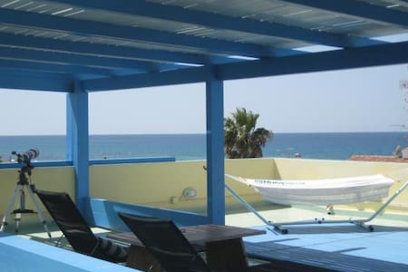 stupenda terrazza sul mare - San Giovanni di Sinis