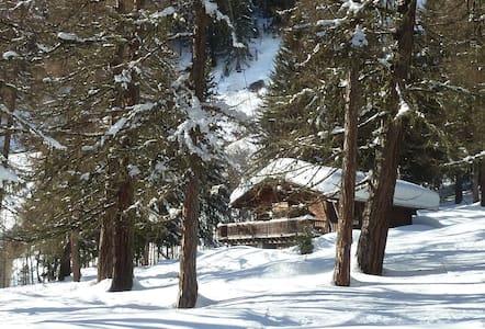 Chalet vacances de Noël à Chamonix-Mont-Blanc - Chamonix-Mont-Blanc - Lomamökki
