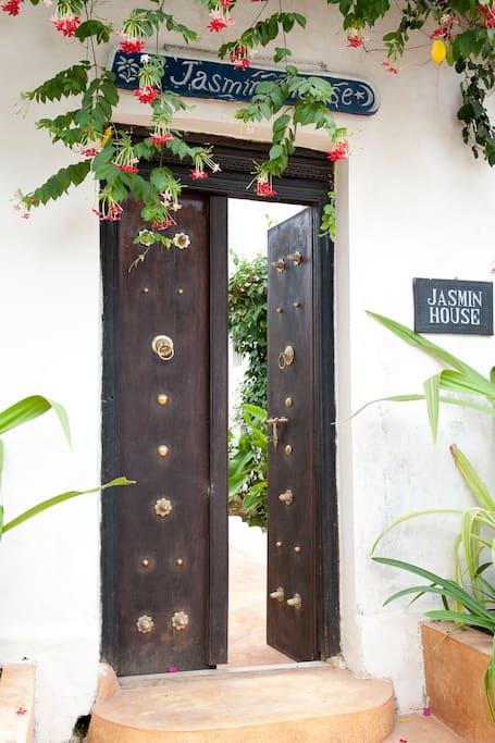 Karibu to Jasmine House