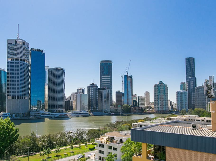 Kangaroo Point Apartments For Rent