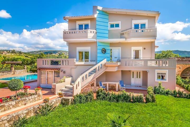 Luxury - Unique - Spacious Villa Marianna
