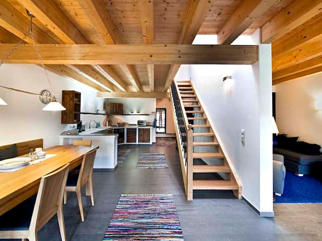5-Sterne Ferienwohnung Seeleitn - Aschau im Chiemgau - Apartamento