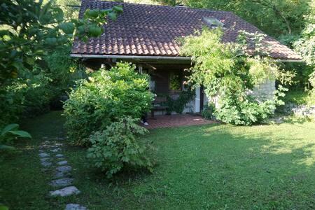 Wonderful house and garden on Kolpa - Dol