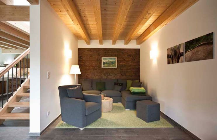 5-Sterne Ferienwohnung Katzwies - Aschau im Chiemgau - Apartment