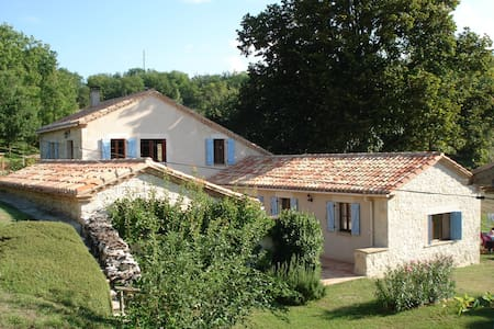 Comfortable B&B in French Tuscany - Saint-Amans-de-Pellagal