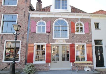 Studio op de kaasmarkt van Edam - Edam