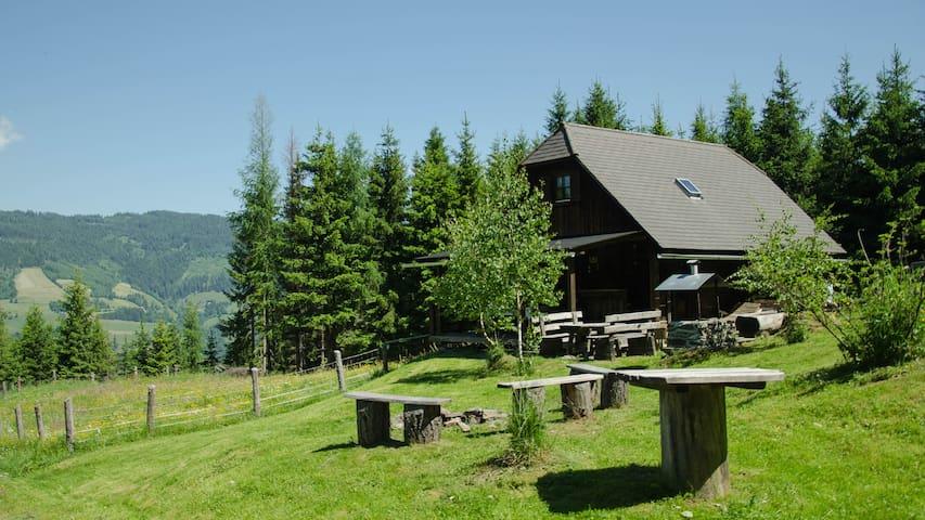 Hansbauer Hütte - Sankt Lorenzen ob Murau - Xalet