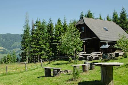 Hansbauer Hütte - Sankt Lorenzen ob Murau