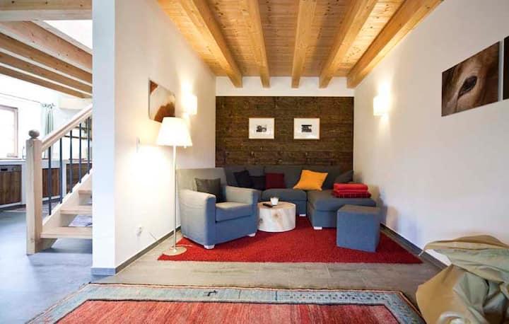 120 m² Design-Ferienwohnung