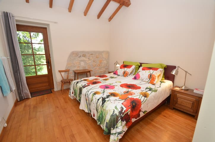 Comfortable B&B in French Tuscany. - Saint-Amans-de-Pellagal - Bed & Breakfast