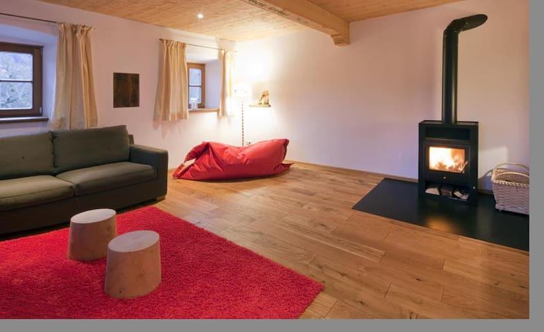 5-Sterne Ferienwohnung Hörndlwand - Aschau im Chiemgau - Wohnung