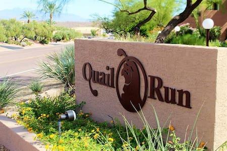 Quail Run 2 Bedroom 2 Bathroom 1st Floor Condo - Fountain Hills - Condomínio