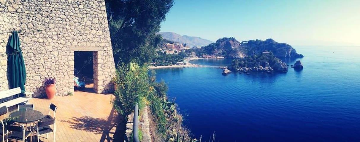Taormina Luxury Villa - Taormina - Villa