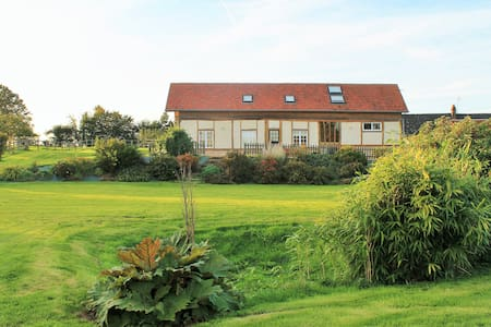 Quiet located house in Normandy - Haudricourt - Huis
