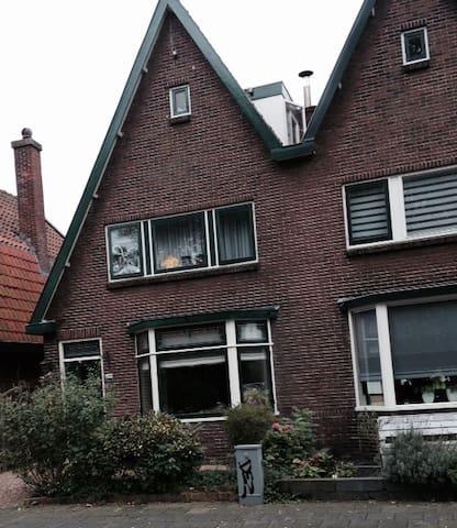 Karakteristiek jaren (19)30 huis - Beverwijk - Hus