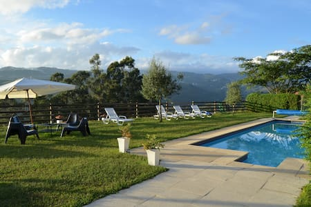 Rural Cottages at Villa de Paçô - 2 - Bed & Breakfast