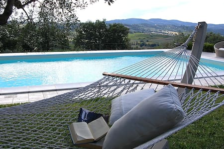 B&B in Villa a Montefalco