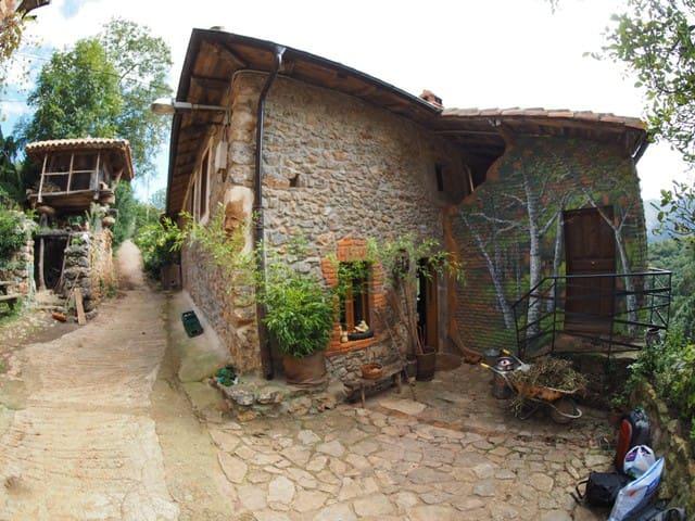 El Nido de la Golondrina - Ardisana - Dům