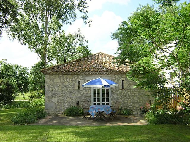 La Rosa studio Cottage SW France - Dolmayrac - Haus