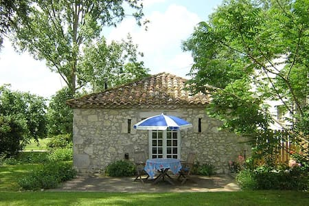 La Rosa studio Cottage SW France - Dolmayrac - Casa