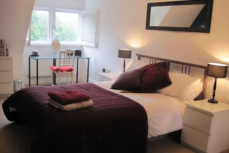 Double room short walk to centre - Royal Tunbridge Wells - Haus
