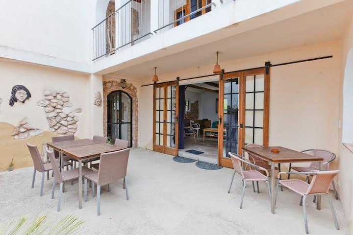 Cal Pau Cruset Country House - Torrelles de Foix - Villa