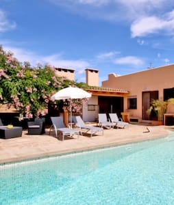 Finca CAN XINA with Pool / Santanyí - Islas Baleares - 一軒家