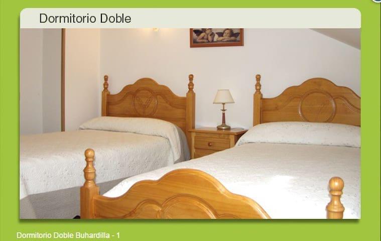 """Apartamentos rurales """"Los Adobes"""" - Pedro Bernardo - Apartment"""
