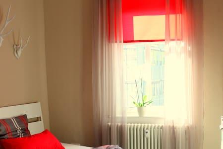 attraktives Zimmer im Zentrum - Jena - Lejlighed
