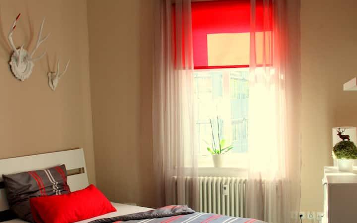 attraktives Zimmer im Zentrum