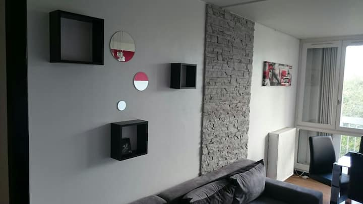 Bel appartement proche Paris